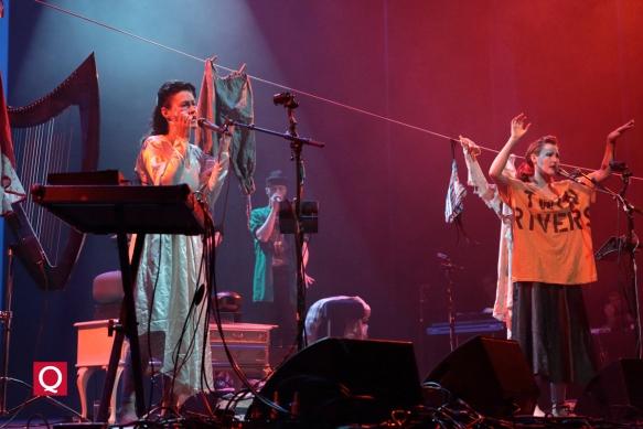 CocoRosie - Incubate Festival, Tilburg, NL
