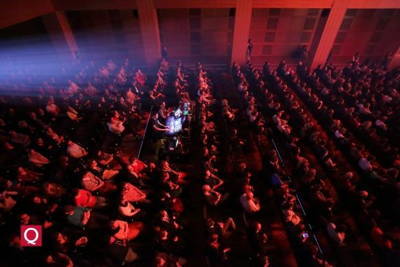 Robert-Schumann-Saal, New Fall Festival, Düsseldorf