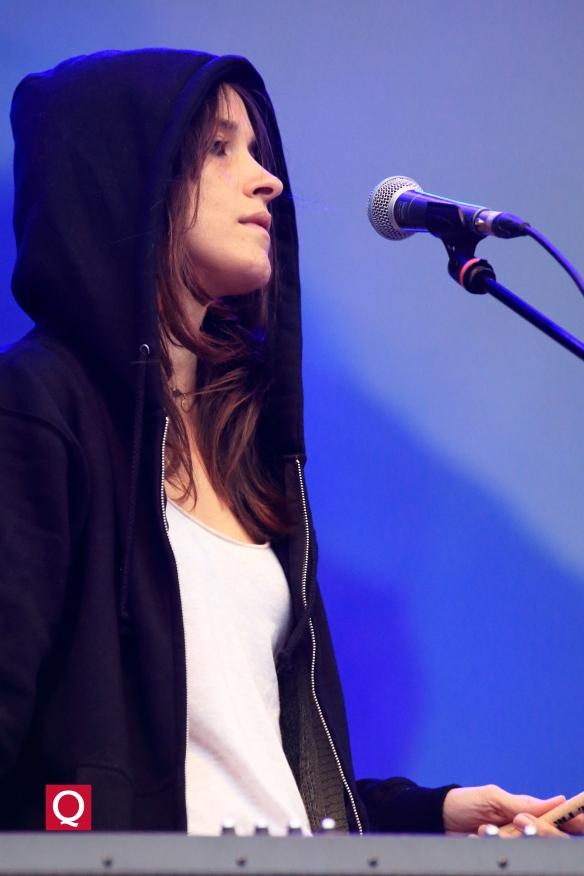 Theresa Wyman - Warpaint