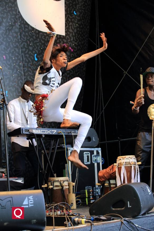 Mark Ernestus' Ndagga Rhythm Force