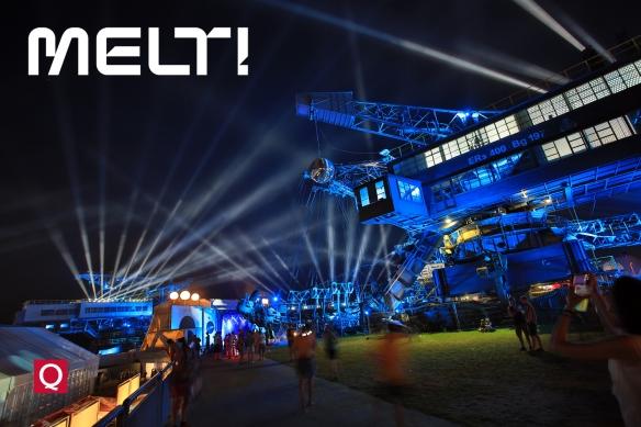 Melt! Festival, Ferropolis